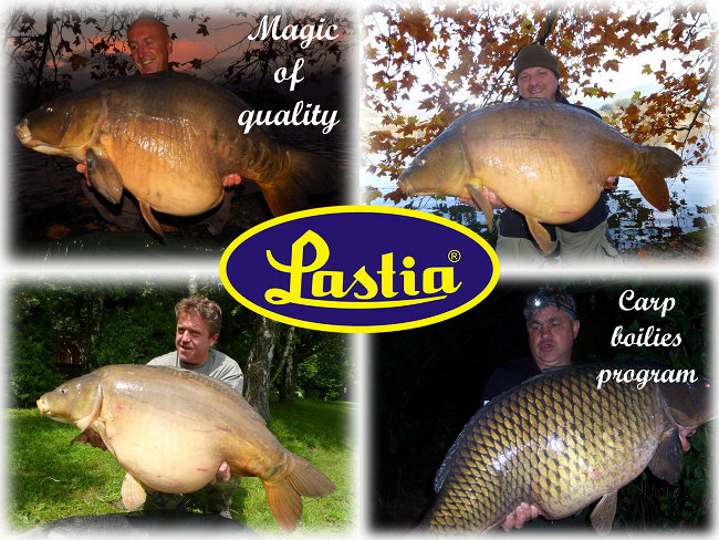 Carpmix - Lastia Red Halibut Hook Pellets