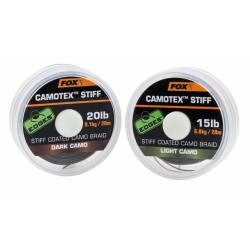 Fox Edges Camotex Stiff Dark Camo