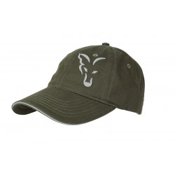 Fox Green & Silver Basebal Cap