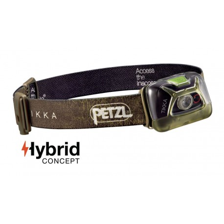 Czołówka Petzl Tikka Hybrid 200