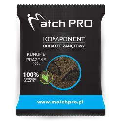 Match Pro Konopie Prażone 400 g