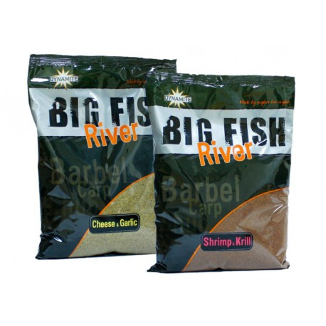 Dynamite Baits Big Fish River Groundbait