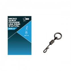 Nash Quick Change Uni Micro Ring Swivel