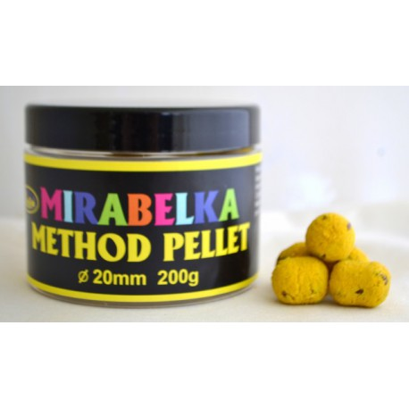 Lastia Mirabelka Method Pellets