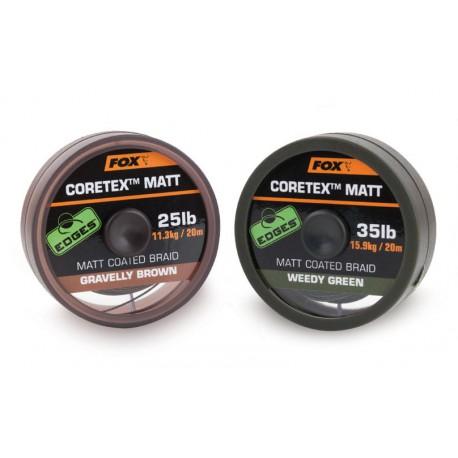 Plecionka w otulinie Fox Edges Coretex Matt