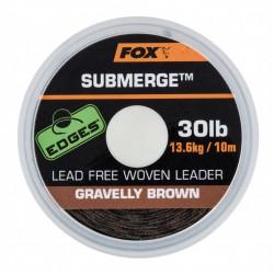 Fox Edges Submerge Leader