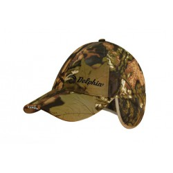 Czapka Delphin Winter LED Camo