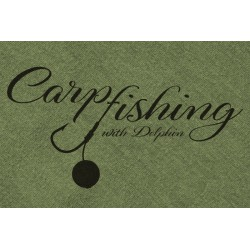 T-shirt Delphin Carp Fishing