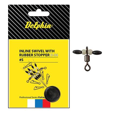 Delphin Krętlik + stopery