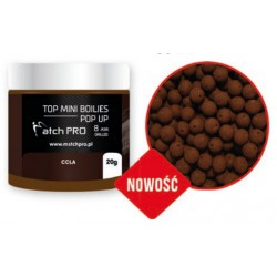 Match Pro Top Mini Boilies Pop Up 8mm