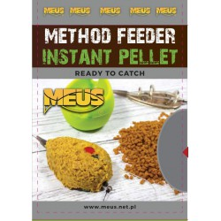 Meus Method Feeder Instant Pellet 700g