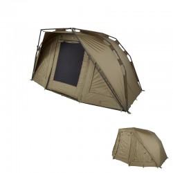 Namiot karpiowy + Narzuta JRC Stealth Bloxx Compact