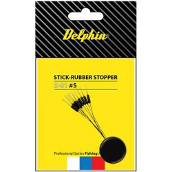 Delphin Stick Rubber Stopper