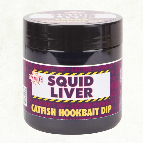 Dynamite Baits Squid Liver Hookbait Dip 270 ml