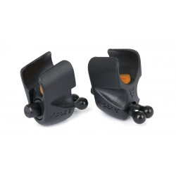 Fox Black Label Adjustable Rod Clips